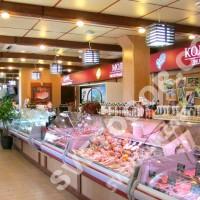 Интерьер магазина - кафе «Дмитрогорский продукт»