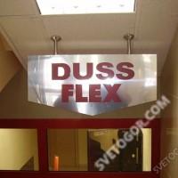 Короб из нержавеющей стали Duss flex